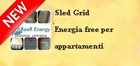 fotovoltaico per appartamenti , NON permette immissione in rete di energia.